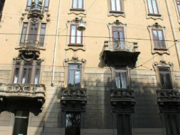 Ufficio in vendita a Milano, Magenta, 235 mq