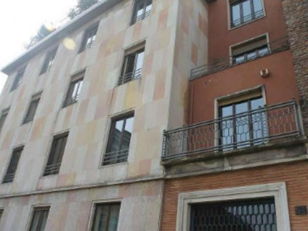 Appartamento in affitto a Milano, Cordusio, Con giardino, 202 mq
