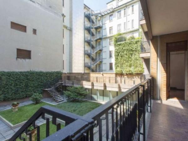 Ufficio in vendita a Milano, Cadorna, Con giardino, 335 mq - Foto 10