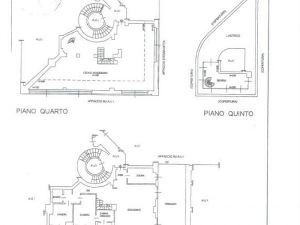 Appartamento in vendita a Milano, Piazza Esquilino, 343 mq - Foto 2