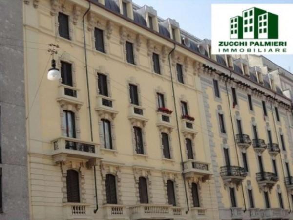 Ufficio in vendita a Milano, Santa Maria Delle Grazie, 140 mq - Foto 7