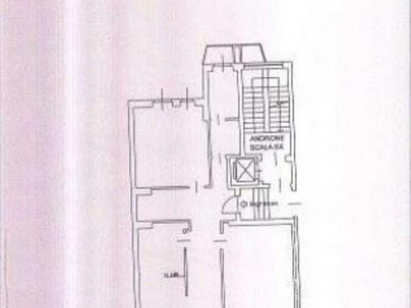 Ufficio in vendita a Milano, Santa Maria Delle Grazie, 105 mq - Foto 2