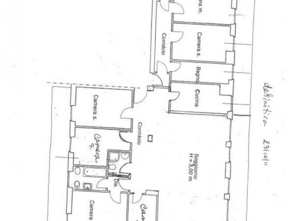 Appartamento in vendita a Verbania, Intra, Con giardino, 250 mq - Foto 2