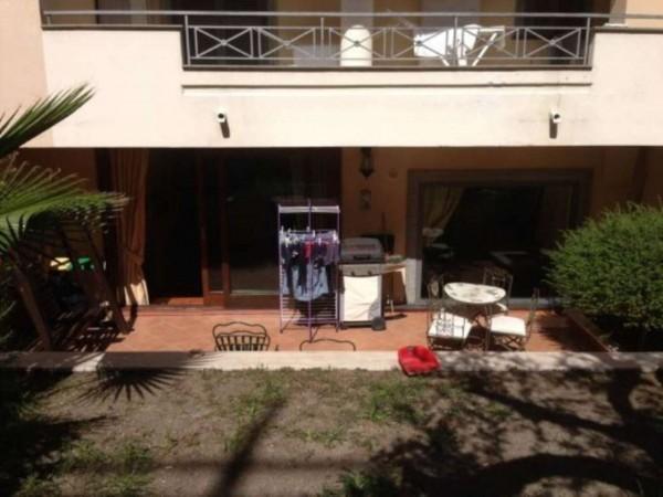 Appartamento in vendita a Somma Vesuviana, Con giardino, 240 mq - Foto 1