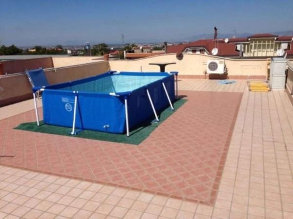 Appartamento in vendita a Somma Vesuviana, Con giardino, 240 mq - Foto 2