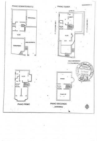 Villa in vendita a Sant'Anastasia, 235 mq - Foto 2