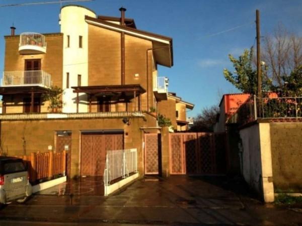 Villa in vendita a Sant'Anastasia, 235 mq - Foto 1