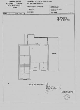 Appartamento in vendita a Roma, Ottavia, 60 mq - Foto 2