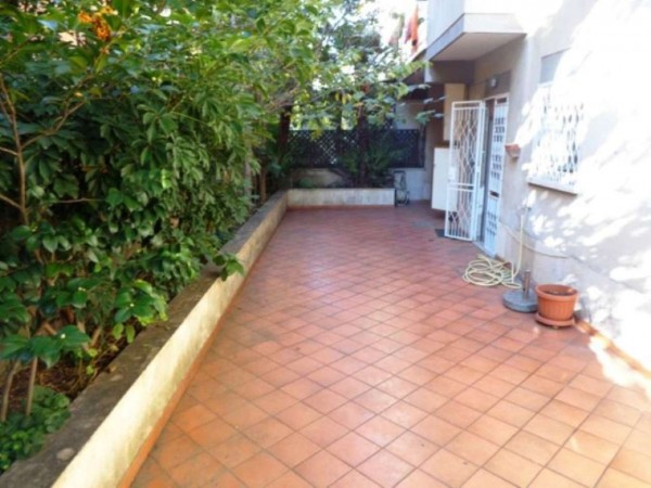 Appartamento in vendita a roma torrevecchia con giardino for Giardino 90 mq
