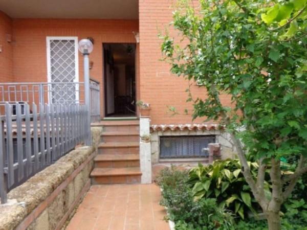 Villetta a schiera in vendita a Roma, Ottavia-lucchina, Con giardino, 140 mq - Foto 19