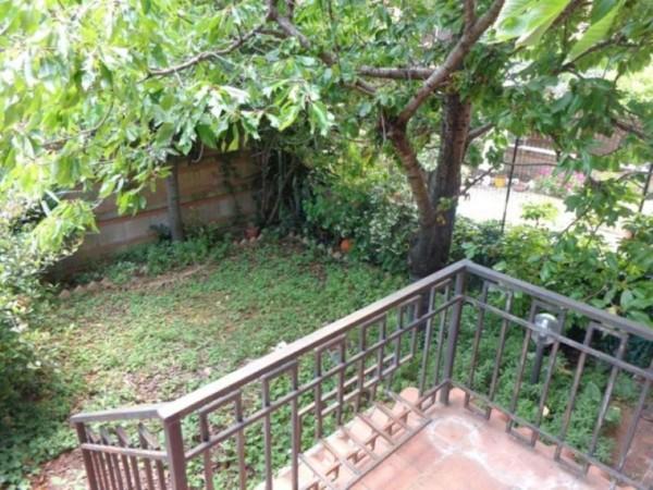 Villetta a schiera in vendita a Roma, Ottavia-lucchina, Con giardino, 140 mq - Foto 18