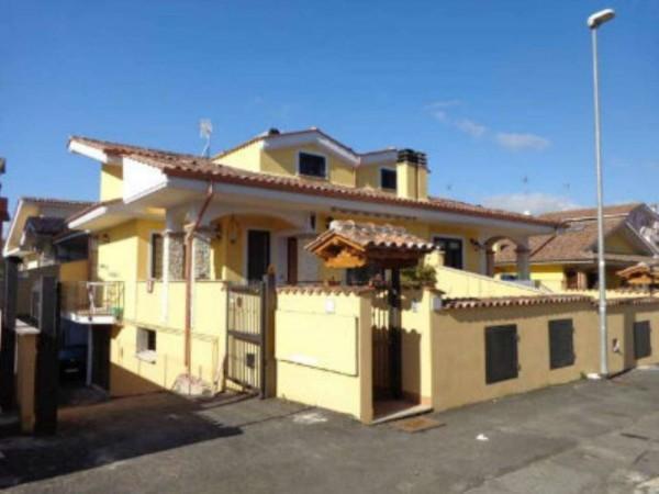 Villa in vendita a Roma, Selva Candida, Con giardino, 170 mq - Foto 17
