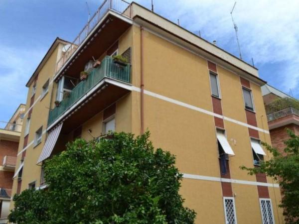 Appartamento in vendita a Roma, Tomba Di Nerone, 95 mq - Foto 4