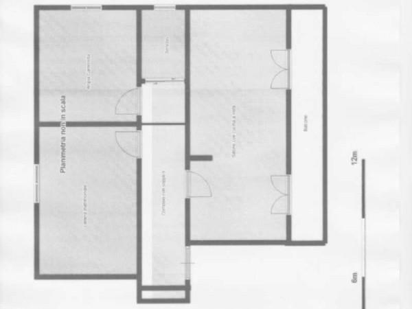 Appartamento in vendita a Roma, Tomba Di Nerone, 95 mq - Foto 2