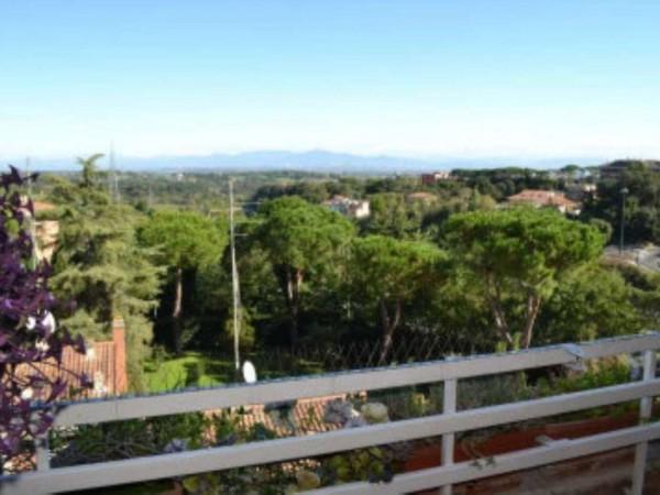 Appartamento in vendita a Roma, Cassia Ad Gra, Con giardino, 160 mq