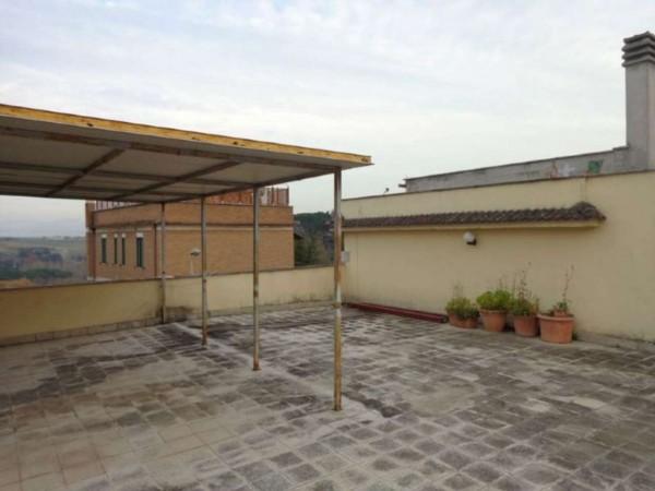 Appartamento in vendita a Roma, Grottarossa, Con giardino, 135 mq - Foto 4