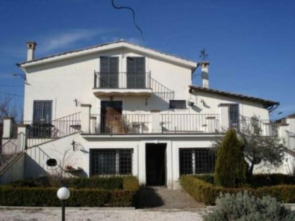 Villa in vendita a Roma, Osteria Nuova, Con giardino, 450 mq - Foto 8