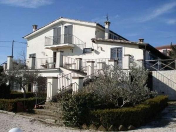 Villa in vendita a Roma, Osteria Nuova, Con giardino, 450 mq - Foto 1