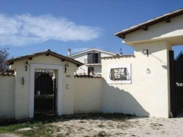 Villa in vendita a Roma, Osteria Nuova, Con giardino, 450 mq - Foto 5