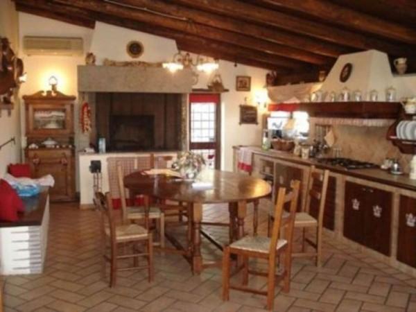 Villa in vendita a Roma, Osteria Nuova, Con giardino, 450 mq - Foto 2