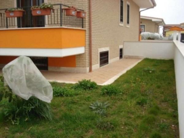Villa in vendita a Roma, Valle Santa, Con giardino, 145 mq