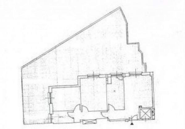 Appartamento in vendita a Roma, Pineta Sacchetti, Con giardino, 115 mq - Foto 3