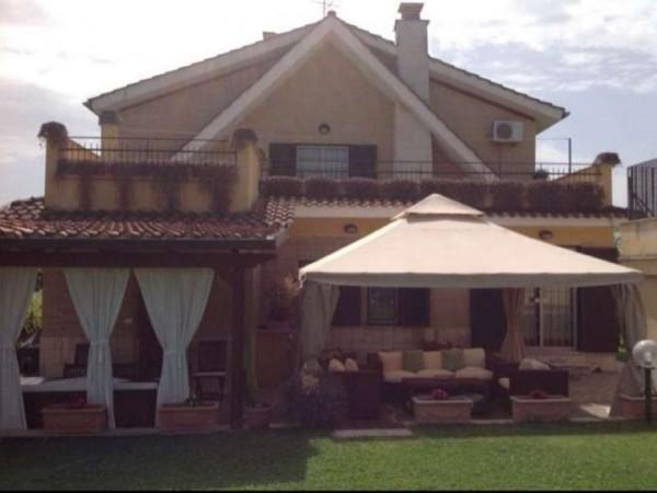 Villa in vendita a Roma, Belvedere Montello, Con giardino, 450 mq - Foto 20
