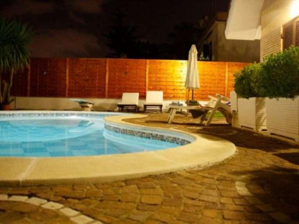 Villa in vendita a Roma, Belvedere Montello, Con giardino, 450 mq - Foto 8