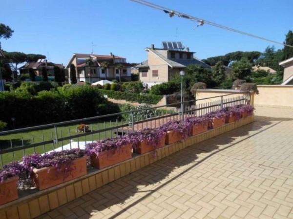 Villa in vendita a Roma, Belvedere Montello, Con giardino, 450 mq - Foto 19