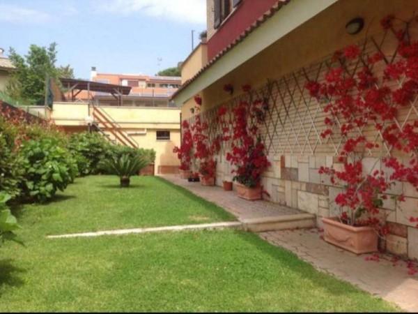 Villa in vendita a Roma, Belvedere Montello, Con giardino, 450 mq - Foto 10