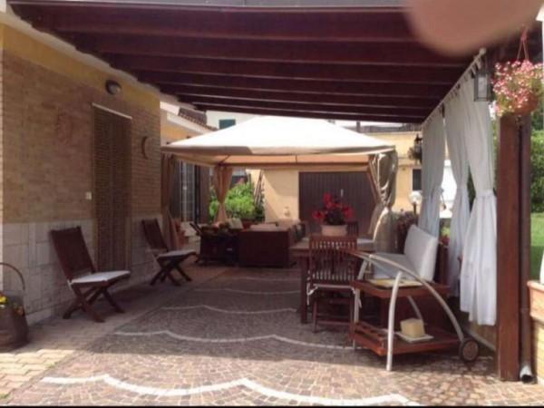 Villa in vendita a Roma, Belvedere Montello, Con giardino, 450 mq - Foto 9
