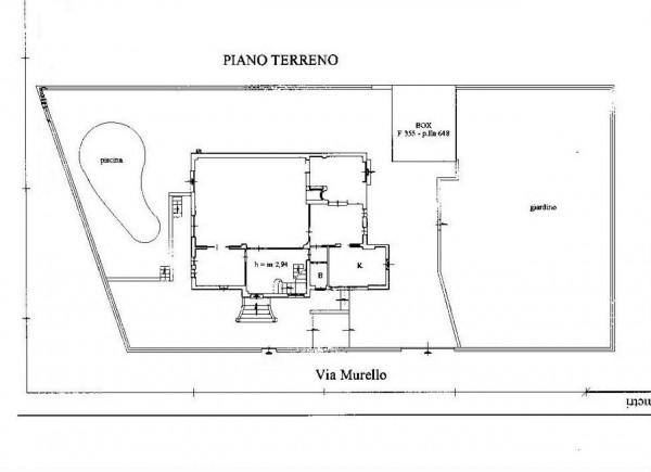 Villa in vendita a Roma, Belvedere Montello, Con giardino, 450 mq - Foto 4