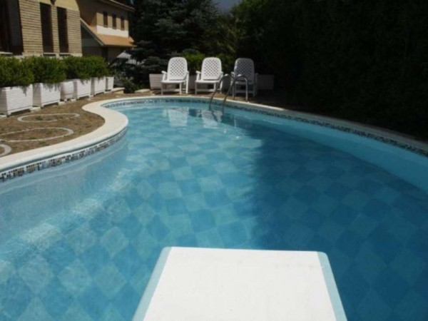 Villa in vendita a Roma, Belvedere Montello, Con giardino, 450 mq - Foto 29