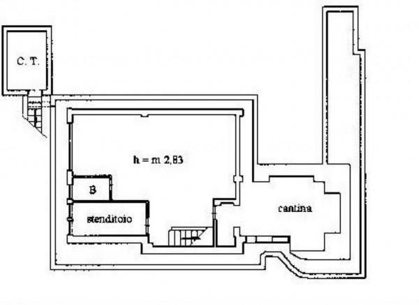 Villa in vendita a Roma, Belvedere Montello, Con giardino, 450 mq - Foto 2