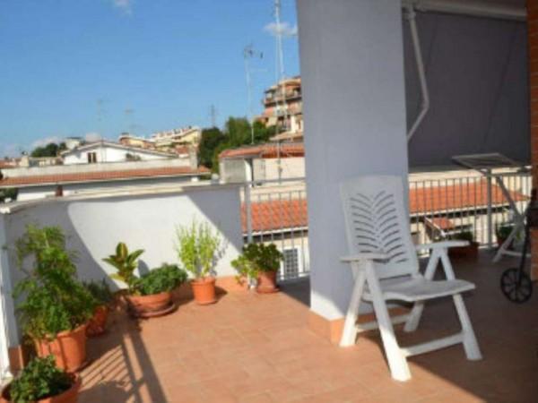 Appartamento in vendita a Roma, Selva Candida, Con giardino, 100 mq - Foto 13