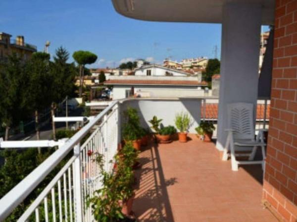 Appartamento in vendita a Roma, Selva Candida, Con giardino, 100 mq - Foto 14