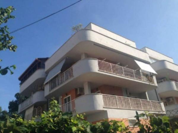 Appartamento in vendita a Roma, Selva Candida, Con giardino, 100 mq - Foto 1