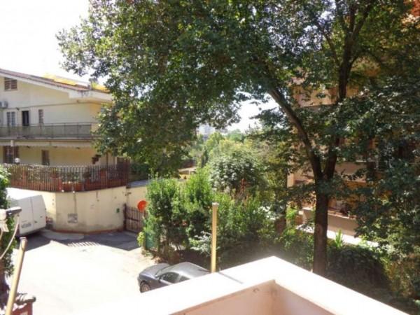 Appartamento in vendita a Roma, Cassia Tomba Di Nerone, 90 mq