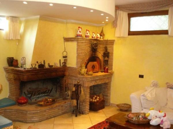 Villa in vendita a Roma, Casale San Nicola, Con giardino, 310 mq - Foto 7