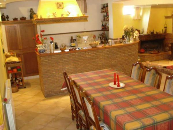 Villa in vendita a Roma, Casale San Nicola, Con giardino, 310 mq - Foto 2