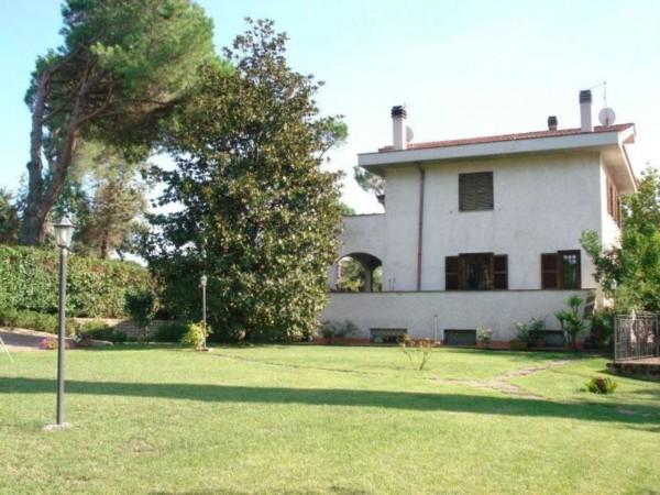 Villa in vendita a Roma, Casale San Nicola, Con giardino, 310 mq - Foto 14