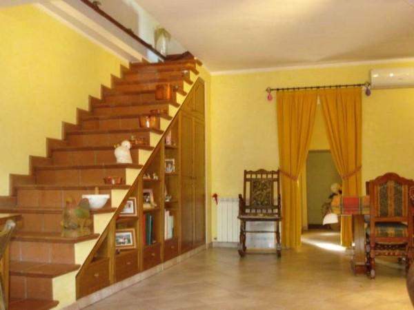 Villa in vendita a Roma, Casale San Nicola, Con giardino, 310 mq - Foto 5