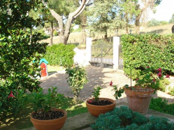 Villa in vendita a Roma, Casale San Nicola, Con giardino, 310 mq - Foto 13