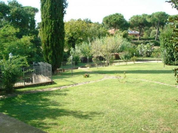 Villa in vendita a Roma, Casale San Nicola, Con giardino, 310 mq - Foto 12
