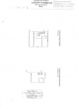 Villa in vendita a Roma, Casale San Nicola, Con giardino, 310 mq - Foto 3