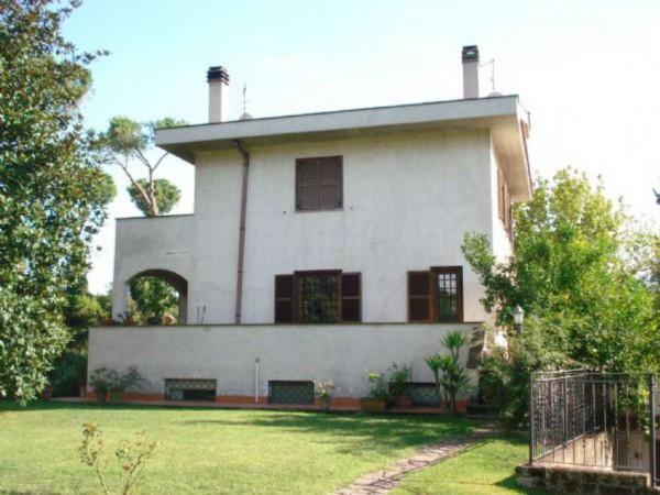 Villa in vendita a Roma, Casale San Nicola, Con giardino, 310 mq - Foto 4