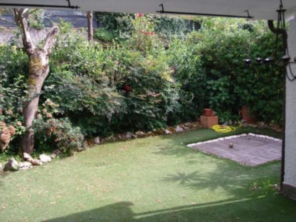 Villetta a schiera in vendita a Roma, Cassia, Arredato, con giardino, 200 mq - Foto 4