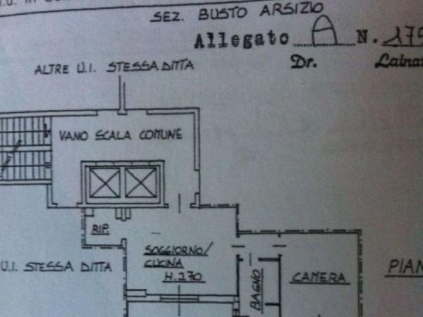 Appartamento in vendita a Busto Arsizio, Beata Giuliana, 60 mq - Foto 3