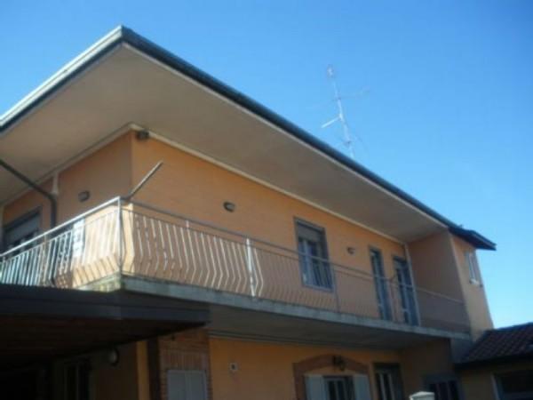 Casa indipendente in vendita a Boffalora sopra Ticino, Centrale, 165 mq