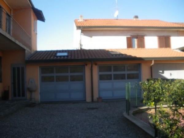 Casa indipendente in vendita a Boffalora sopra Ticino, Centrale, 165 mq - Foto 4